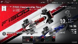 GT League Championnat F1500