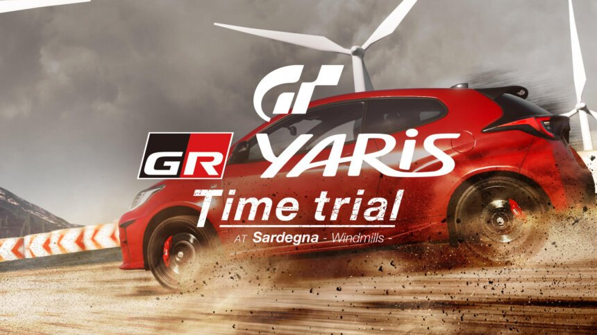 Toyota Yaris Time Trial