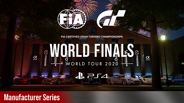 World final Manufacturer Series