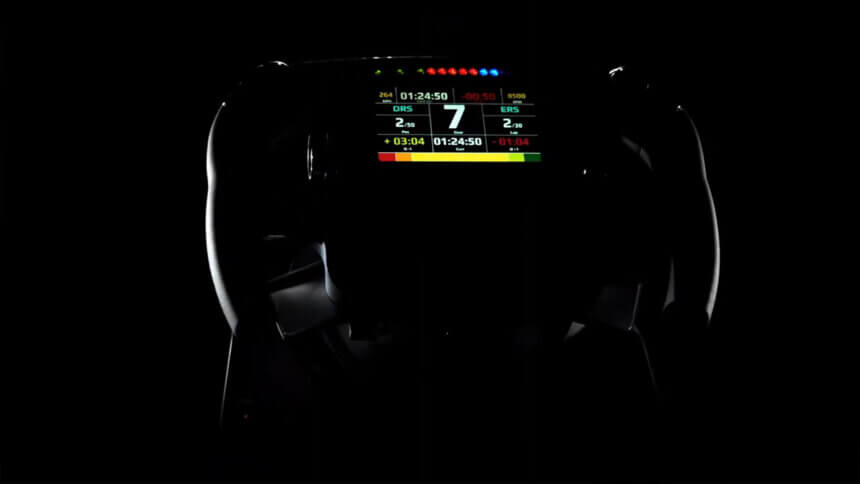 nouvelle roue thrustmaster