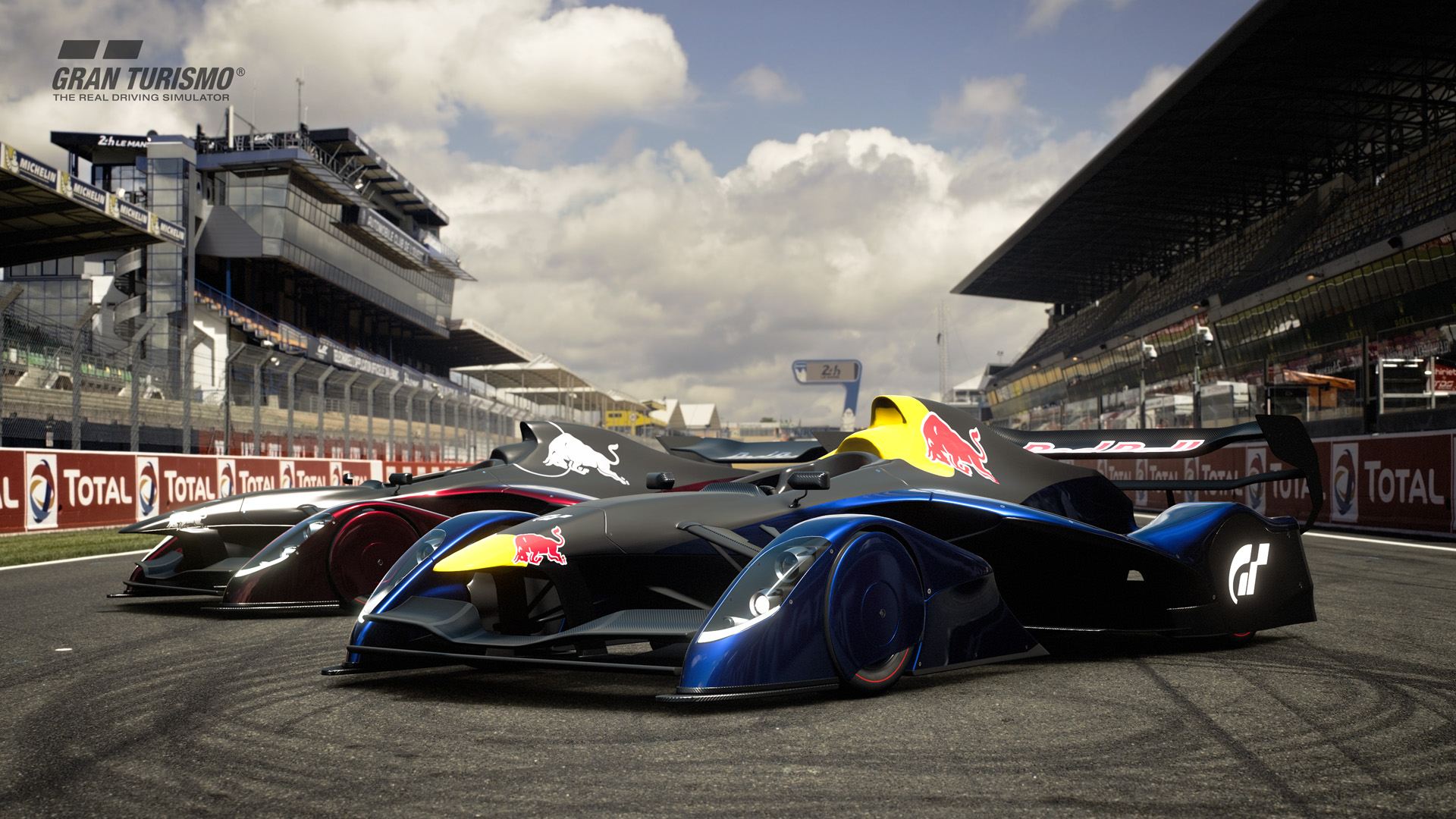 Gran Turismo Red Bull X2014 Junior