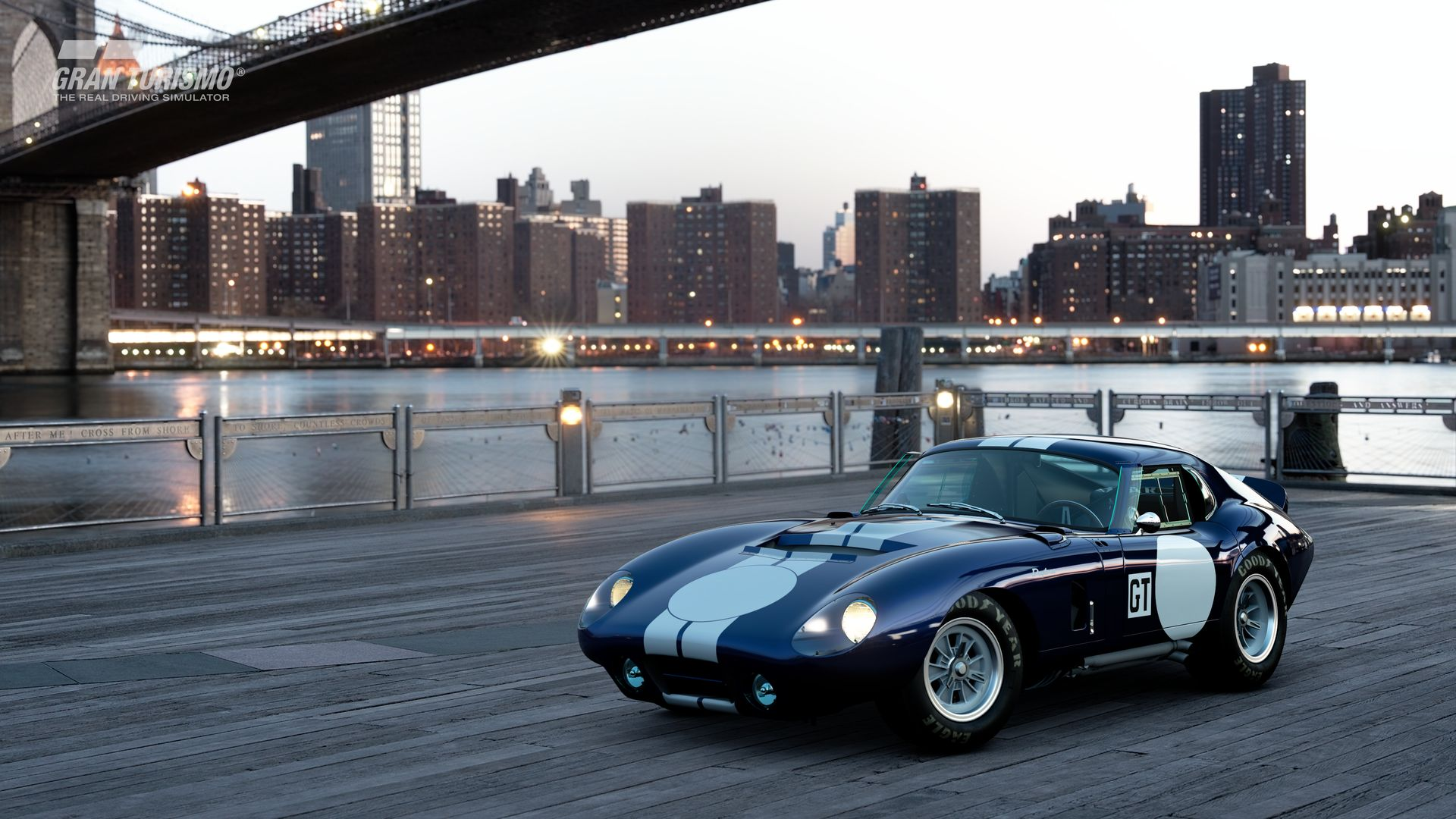 Shelby Cobra Daytona Coupé '64