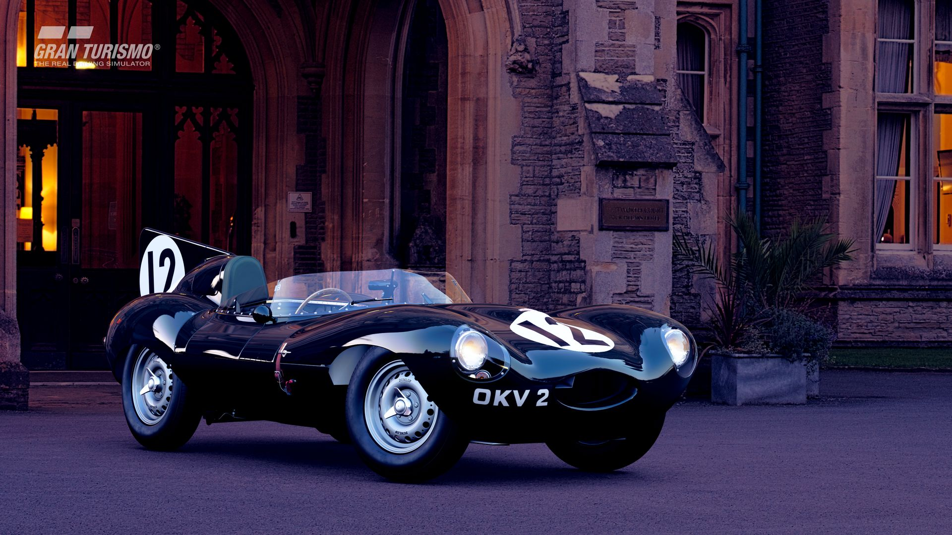 Jaguar D-type '54 (Gr.X)