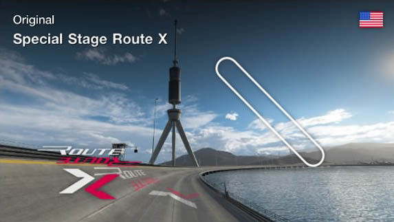 Special Stage Route X