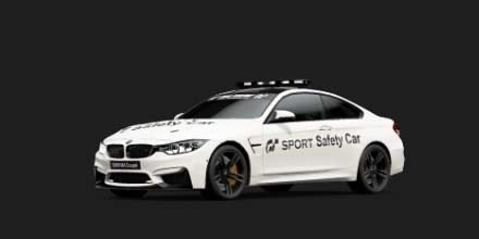 M4 Safety Car