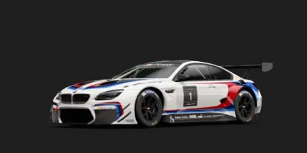 M6 GT3 M Power Livery '16
