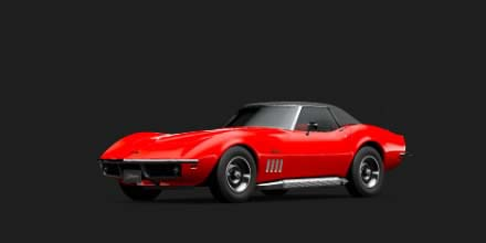 Corvette Stingray Convertible (C3) '69