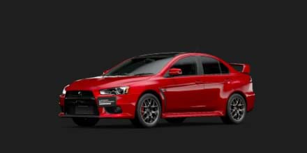 Lancer Evolution Final Edition '15
