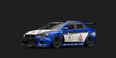 Lancer Evolution Final Edition Gr.4