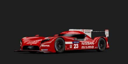 GT-R LM NISMO '15