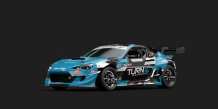 Falken Tire / Turn 14 Distribution BRZ '17