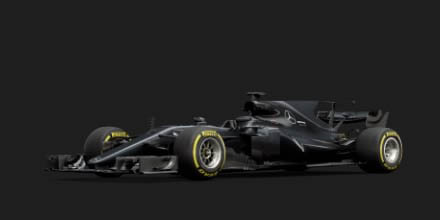 F1 W08 EQ Power+ (Color Variation) 2017