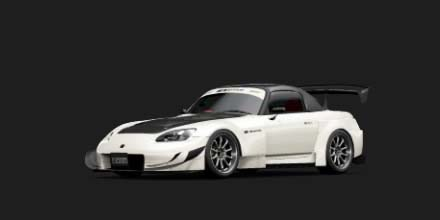 Amuse S2000 GT1 Turbo